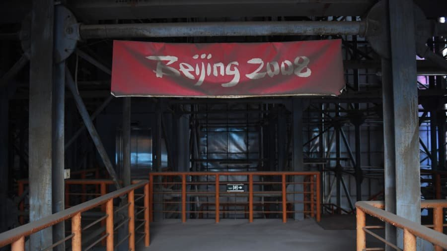 The eerie abandoned Olympic venues of Beijing 2008 https://t.co/bxlnMbgQeV