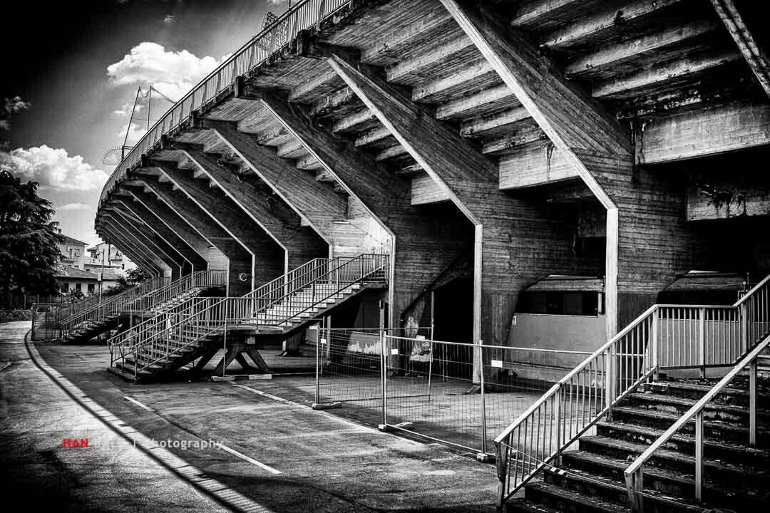 Stadio Marcello Melani, Pistoia,(PT, ITA). Home of US Pistoiese. #pistoia  - Ukustom