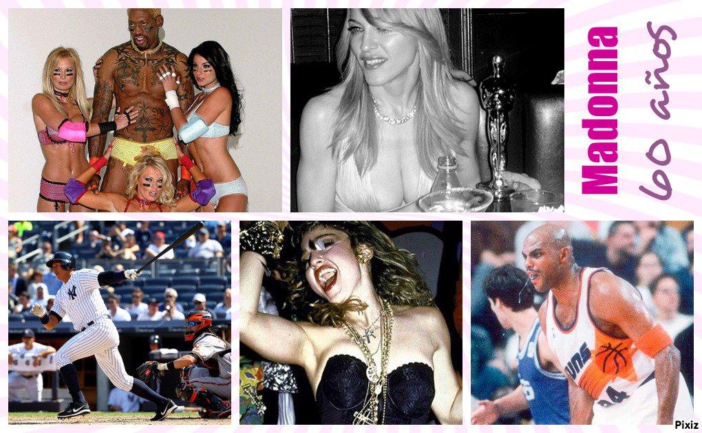 La cantante #Madonna cumple 60 años: sus romances con estrellas del deporte @tiramillas 🎤@MarcaTMF ⚾️@MarcaBasket 🏀marca.com/buzz/album/201… 📸#MadonnaAt60 #Madonna60
