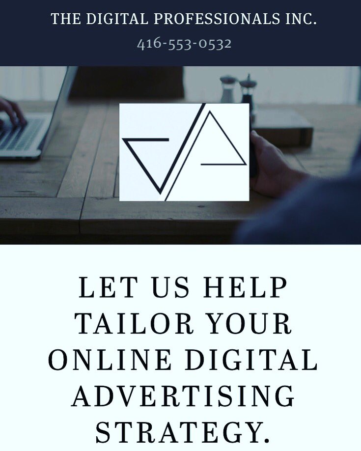 We help real estate professionals and related businesses in their online advertising. #DigitalTransformation #DigitalMarketing #RealEstate #MarketingStrategy #Optimization #searchenginemarketing #toronto #Mississauga #Milton #GTAOnline #realestateagent<br>http://pic.twitter.com/0Jws5QMz1P