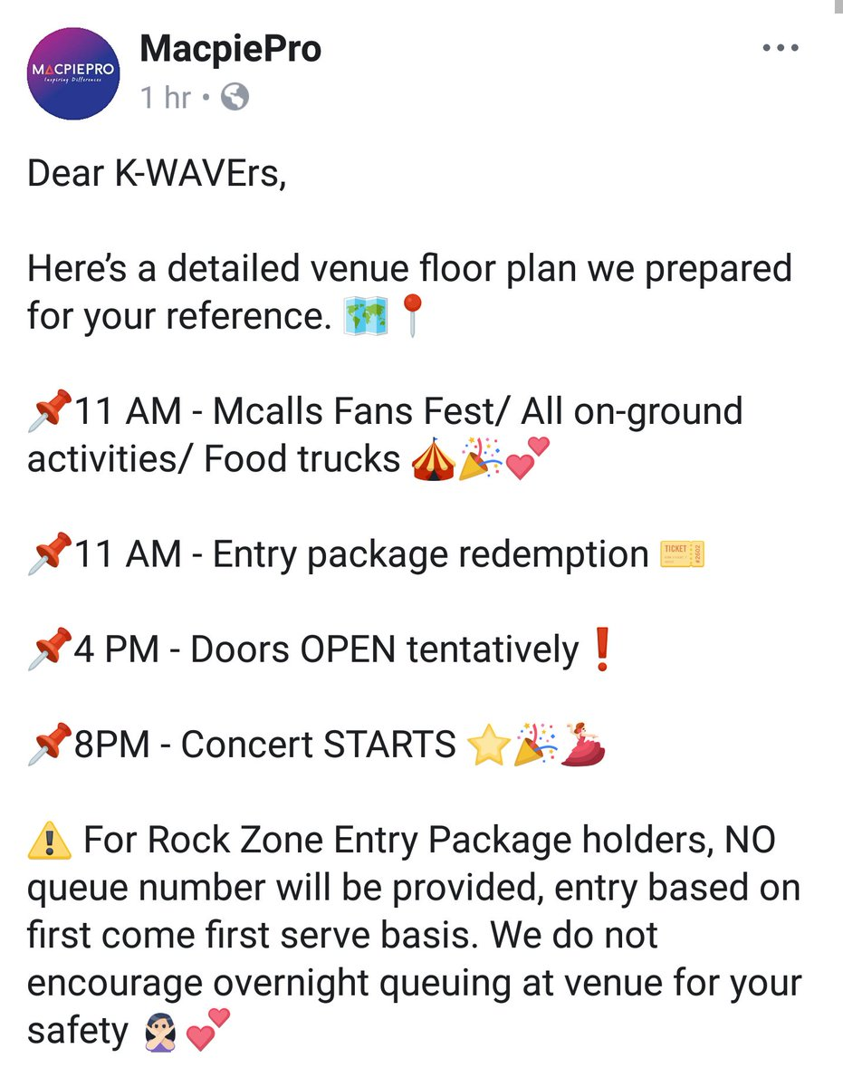 Hello Monbebes! 2 days to go till #KWAVE3MusicFestival We will be located at the fans club booth area! Find us there! <br>http://pic.twitter.com/56QS13qPLs