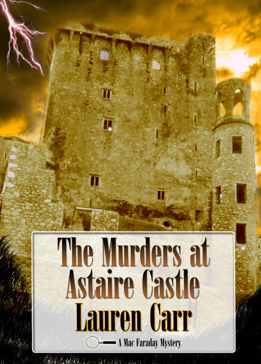 It&#39;s so much fun to read! Foreboding Castle. Rumors of ghost dog, werewolves, &amp; more made more plausible in light of murders. Is it enough to make even detectives reconsider?  #mystery #suspense #paranormal  #Nook #NookBook #barnesandnoble  #IARTG #ASMSG   https:// buff.ly/2Kj6zJY  &nbsp;  <br>http://pic.twitter.com/B7kZ0RdWkl