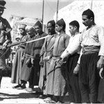 The British swept thousands of Palestinians into what they termed 'Arab Investigation Centres' to be tortured between 1936-39. These were concentration camps.