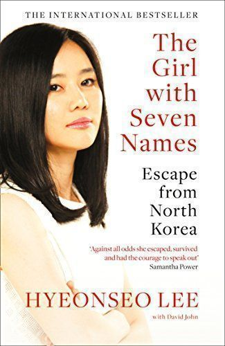 #bookreview : The Girl with Seven Names Memoir about  life in N. Korea and afterwards.  Outstanding!   https:// emmabbooks.com/the-girl-with- seven-names-by-hyeonseo-lee/ &nbsp; …  … … … #memoir #NorthKorea #MustReads <br>http://pic.twitter.com/3215Inr4y5
