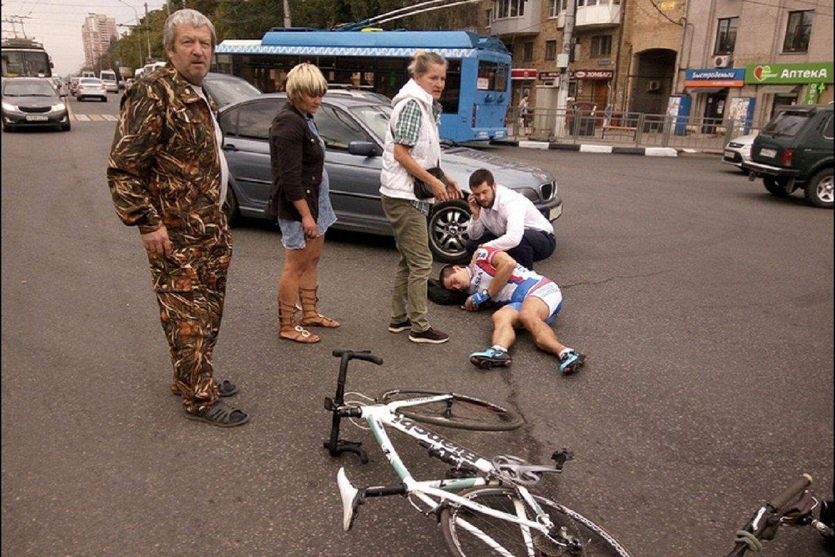 сбитые велосипедисты картинки год