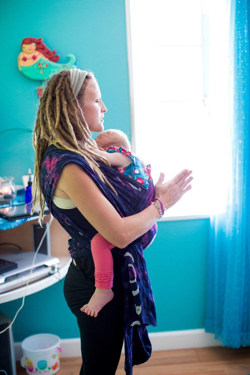 Babywearing Yoga!  Come take a class that is appropriate for all babies and young children who enjoy being wor...<br>http://pic.twitter.com/fWB3C0gPHA