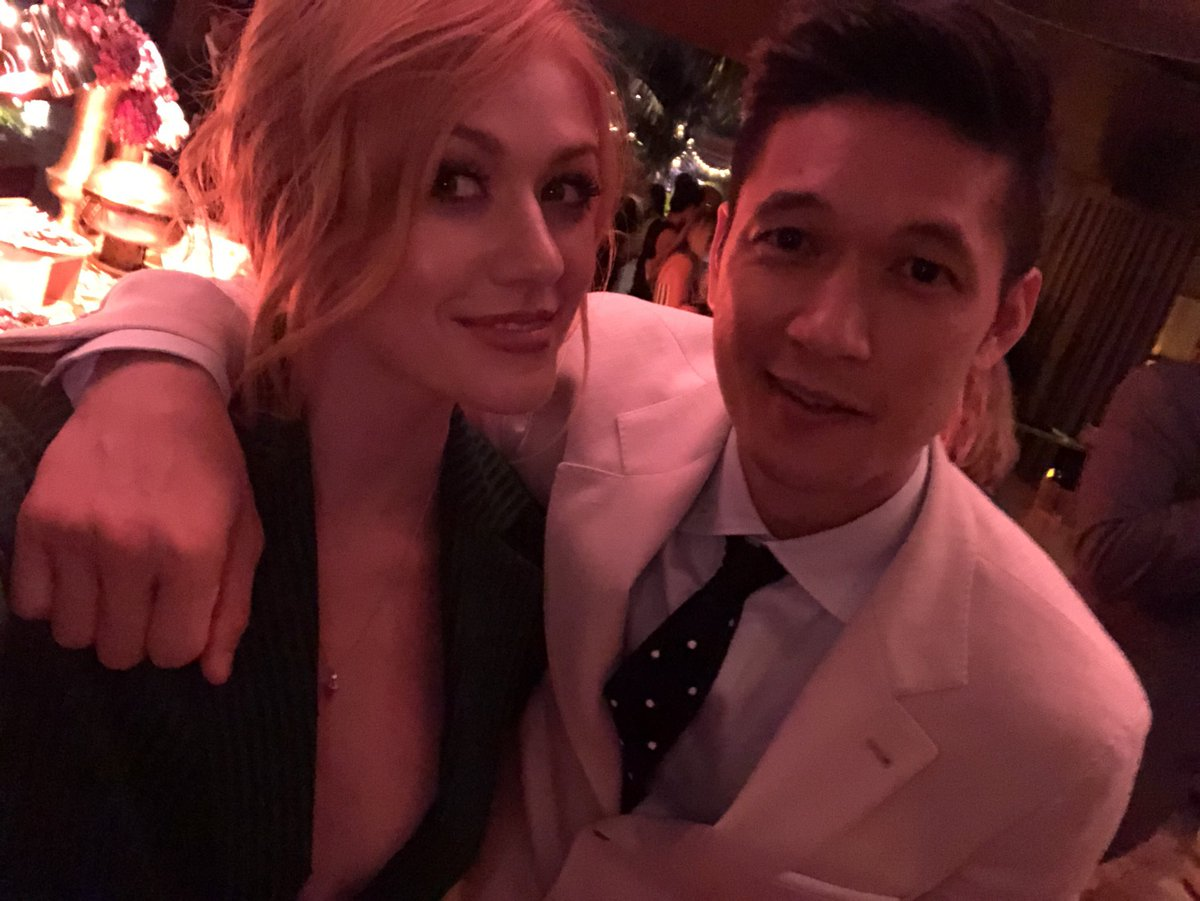 Couldn't be more proud of this amazing gent! @CrazyRichMovie comes out today! Don't miss it! @HarryShumJr #CRAZYRICHASIANS