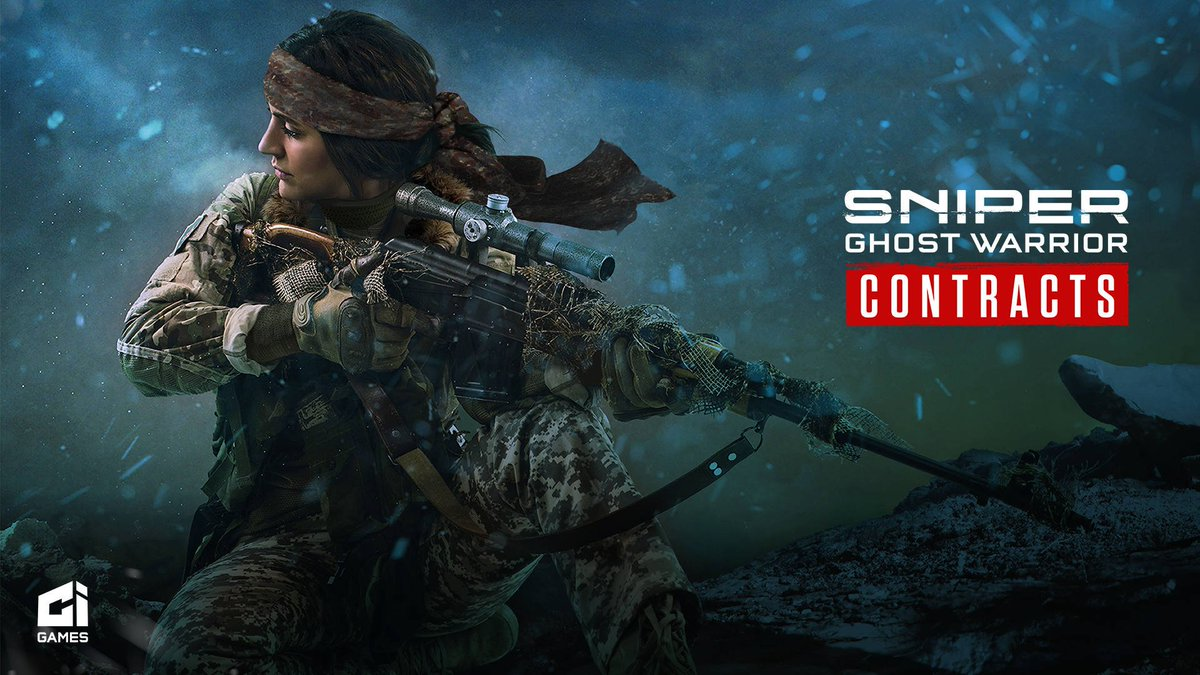CI Games Announces Sniper Ghost Warrior Contracts for 2019 - Xbox One, PS4 and PC - &quot;We were too ambitious in terms of the scope of Sniper Ghost Warrior 3, but we've learned from our missteps.&quot; <br>http://pic.twitter.com/XRNAcBnrhi