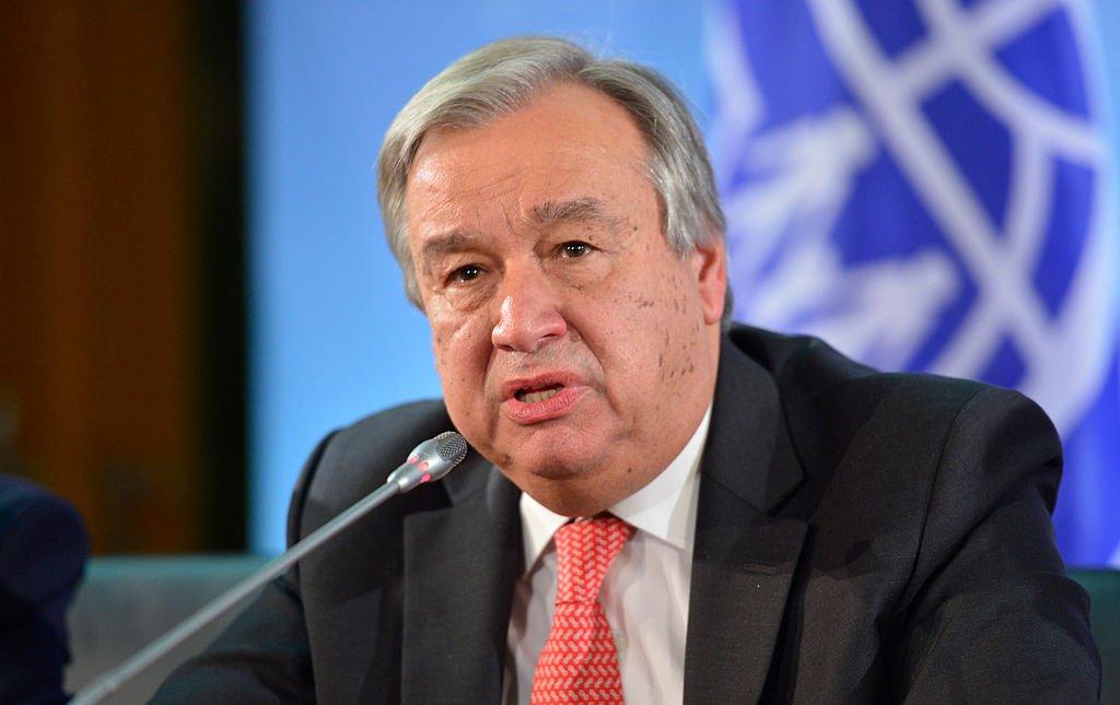 """#MedioOriente: segretario generale #Onu accoglie con favore riparatura valico #Israele-#Gaza  https://bit.ly/2vKpece Guterres ha inoltre invitato """"tutte le parti"""" a sostenere gli sforzi dell\"""