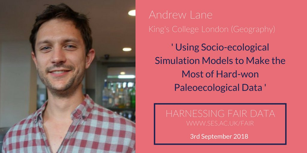 test Twitter Media - Keen on #PalaeoEcology? Andrew Lane (@alanescience) from @kclgeography joins as a Lightning Speaker at Harnessing FAIR Data. He'll be discussing complicated socio-ecological theories & the European Pollen Database. Register at https://t.co/Ac0d06Rm16 @eResearch_UCL @QMLibrary https://t.co/BL9QXzA7Xz
