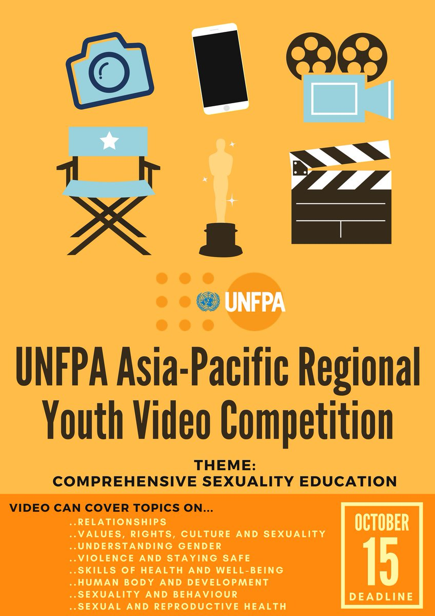 Comprehensive sexuality education unfpa