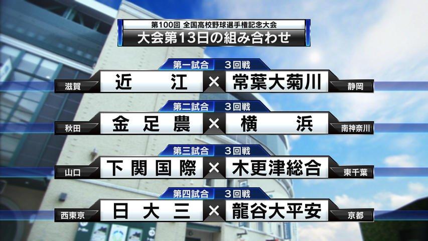 バーチャル高校野球's photo on #木更津総合