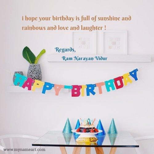 Happy Birthday to Arvind Kejriwal Ji