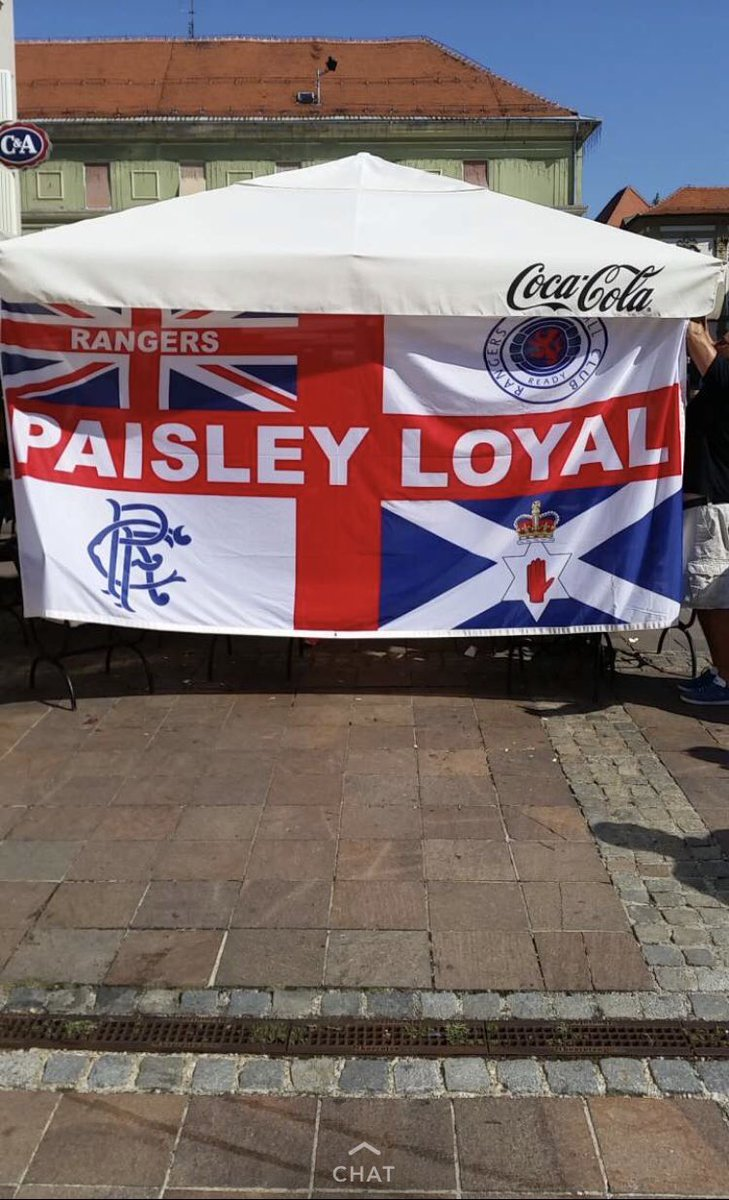 Good Luck to The Glasgow Rangers and The Paisley Loyal Boys  <br>http://pic.twitter.com/8zuw4lQwoo