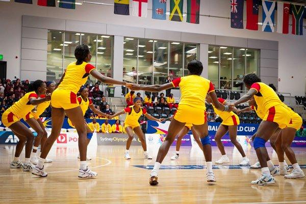 FULL TIME: Uganda 61-42 Kenya | 2019 Netball World Cup Qualifiers   This is Uganda&#39;s third victory!   <br>http://pic.twitter.com/wPJ5vtluSW