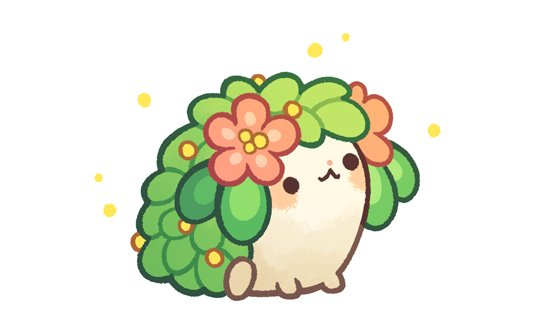 derpy shaymin cause it's sunny and nice outside