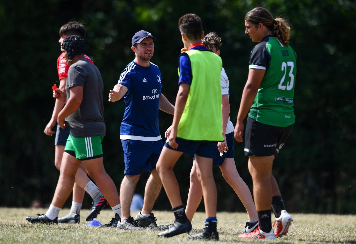 Leinster Rugby&#39;s coach development programme has been hailed as 'outstanding' by an independent awarding organisation.   Full story:  http:// bit.ly/2MwKGLB  &nbsp;    #FromTheGroundUp <br>http://pic.twitter.com/OBYtw5DwbP