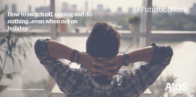 Arbeitsbedingter #Stress betrifft 80% der arbeitenden Bevölkerung. Dank der #Technologie könne...