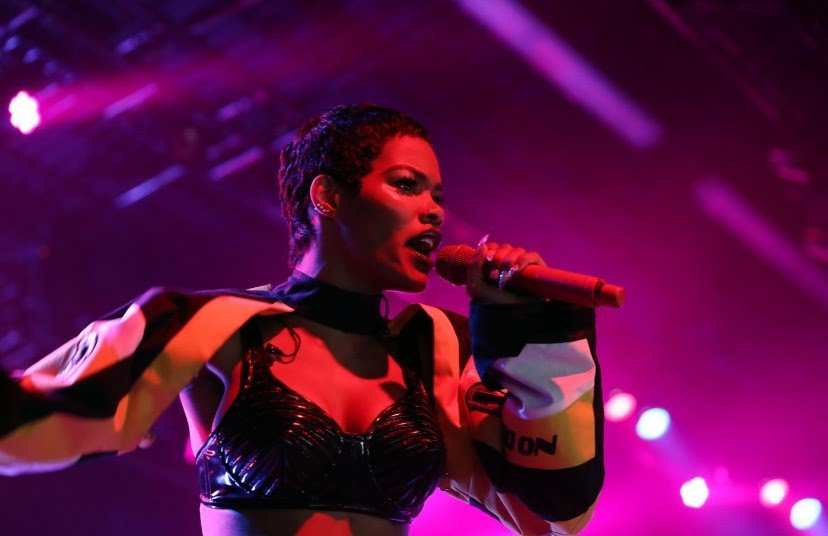 """Teyana Taylor Drops Off Jeremih Tour, Says She Was """"Extremely Mistreated"""": https://t.co/WAO5o6BrjA https://t.co/6QyvV0KrKw"""