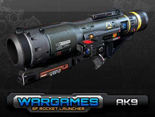 @lowpoly @lowpoly_bot #UnityAssetStore #indiedev #3Dart #Unity3D #gamedev #TopU3DAssets #pcgame #videogames #games #gaming @polycount   New 3D Model now on AssetStore (SF Rocket Launcher AK9):  https:// assetstore.unity.com/packages/3d/pr ops/weapons/sf-rocket-launcher-ak9-124473 &nbsp; …   360º video preview:  https://www. youtube.com/watch?v=XtBLox 63A0o &nbsp; … <br>http://pic.twitter.com/lOfnstHh6l