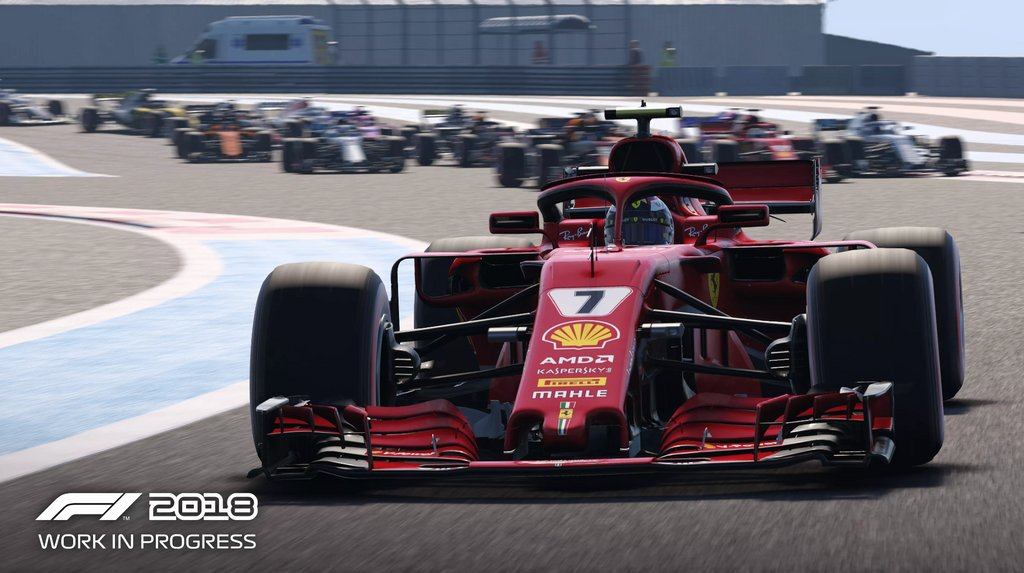 #Win a copy of the new @Formula1game on the platform of your choice. Just follow us and RT this tweet 🙌 https://t.co/GN0QjDTc23
