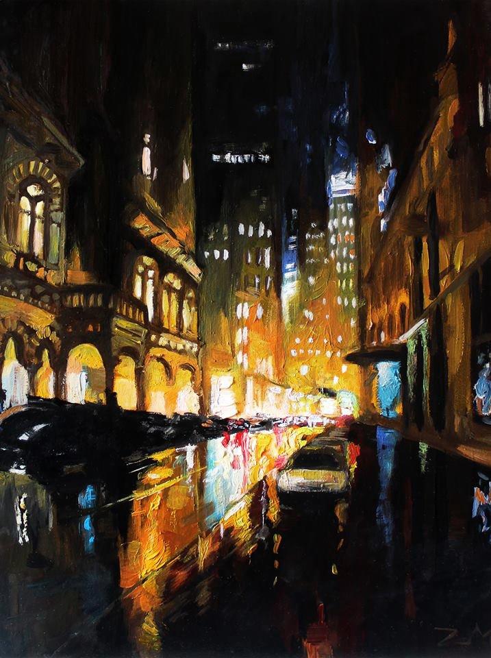 #Mihailzablodski World cities at night  oil on board #Impressionism #viewfromwindow #nightcity #night #oilonboard #ночь  #jeremymann #artwork #nightAthens #nightny #Brooklyn #newyorkcity #nightlife #ghostcity #NightWorld #nightview #ньюйорк #newyorklife #newyorkmist<br>http://pic.twitter.com/6mrrcDZKdA