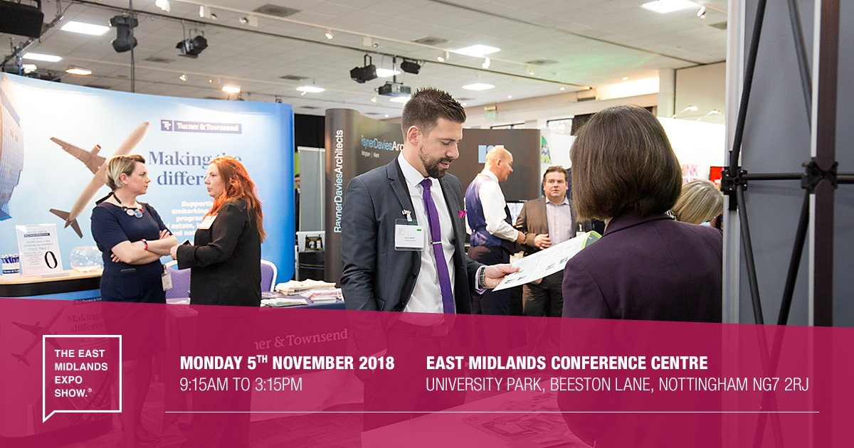 The show is free to attend and offers a wealth of opportunity, advice and information crucial for ongoing business growth!  #EastMidsHeadsUp <br>http://pic.twitter.com/7mO3qwQ5iu