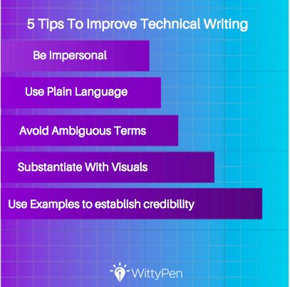 5 Tips To Improve Technical Writing.  To join the best community of writers, click here.   https:// bit.ly/2MgeXir  &nbsp;    #contentwriting #wittypen #technicalwriting <br>http://pic.twitter.com/SFhgx8H5iP