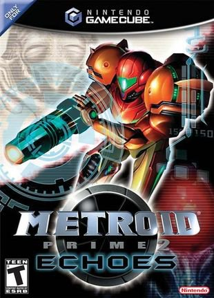 14 years ago today, on 15th November 2004, Metroid Prime 2: Echoes came out on the Nintendo GameCube in North America! <br>http://pic.twitter.com/hFWB5Visry