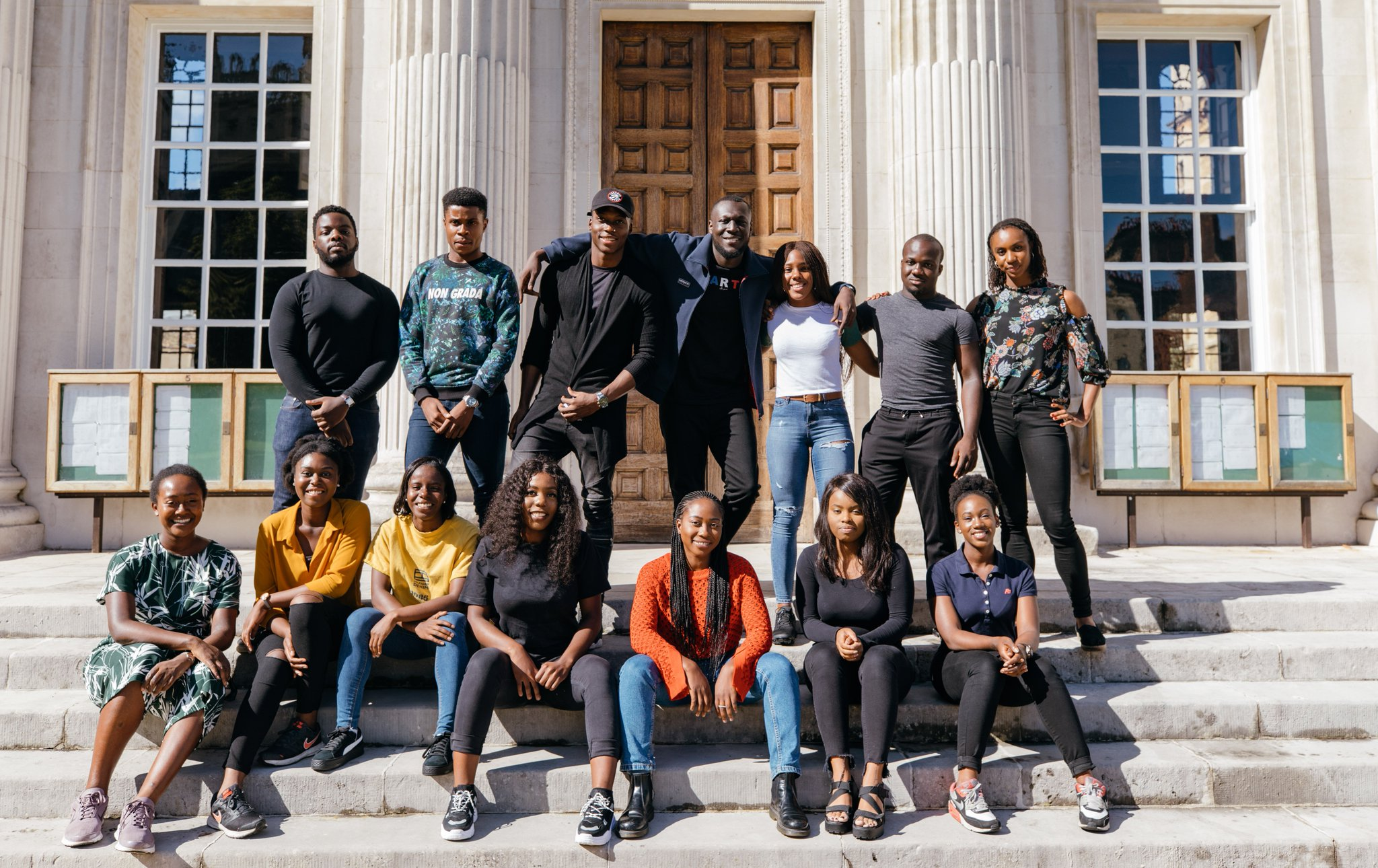 Stormzy announces Cambridge University scholarship for black students. https://t.co/jfUQbIrulF https://t.co/llemBvyP77