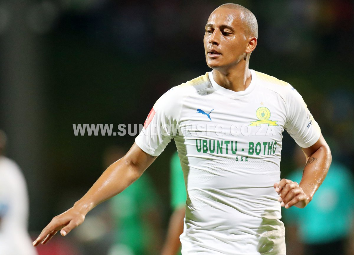 Wayne Arendse opened up on what Mamelodi Sundowns need to do to be unstoppable against Wydad Casablanca in their Caf Champions League clash on Friday.  FULL STORY:  http:// bit.ly/2MOx8Ih  &nbsp;  <br>http://pic.twitter.com/UoM2vfhmnG