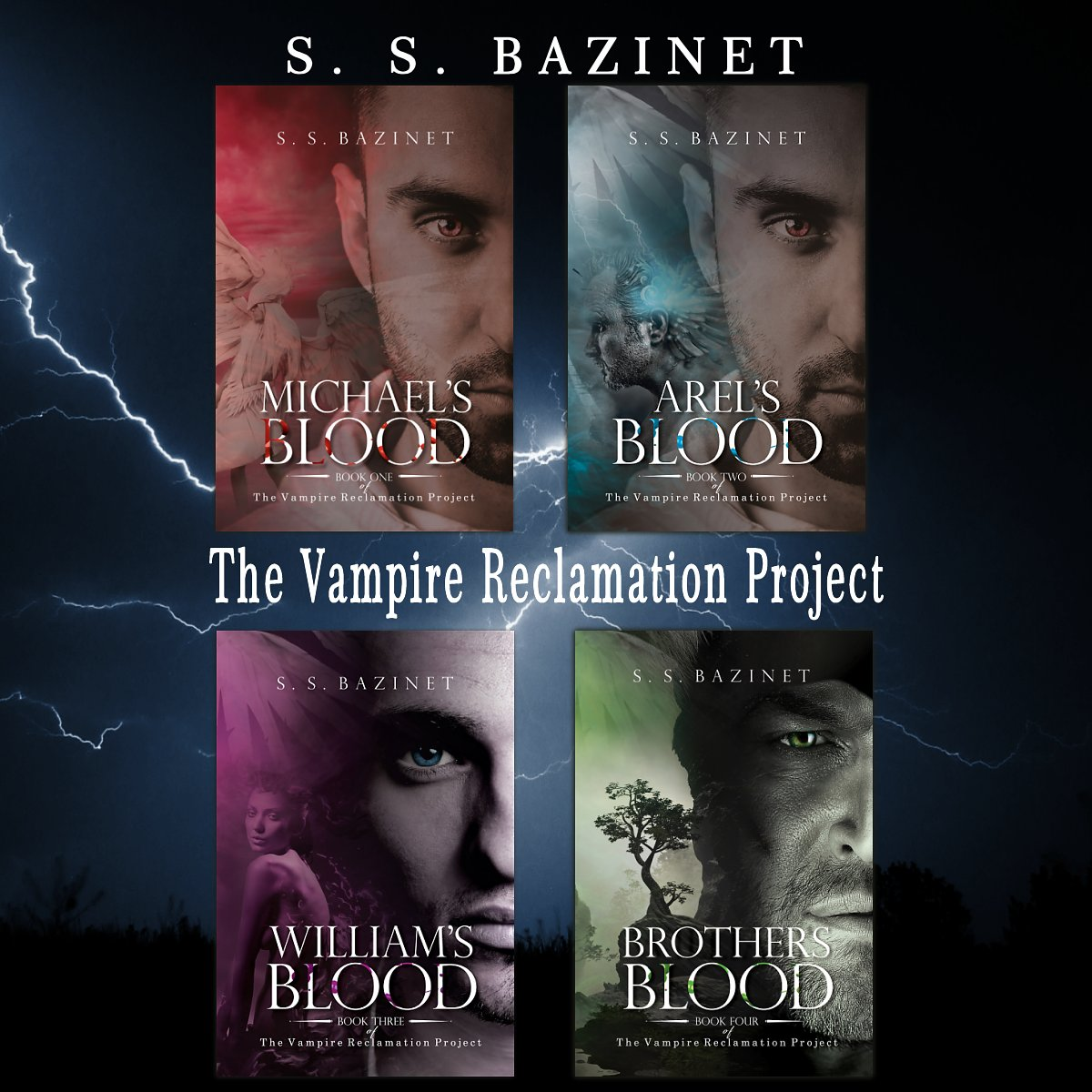 Arel&#39;s saving his soul no matter the cost! THE VAMPIRE RECLAMATION PROJECT  https://www. amazon.com/gp/product/B01 KVJWM6O/ &nbsp; …  …  FREE in #KU by @SSBazinet #Fantasy<br>http://pic.twitter.com/RmE3Xy0EtK
