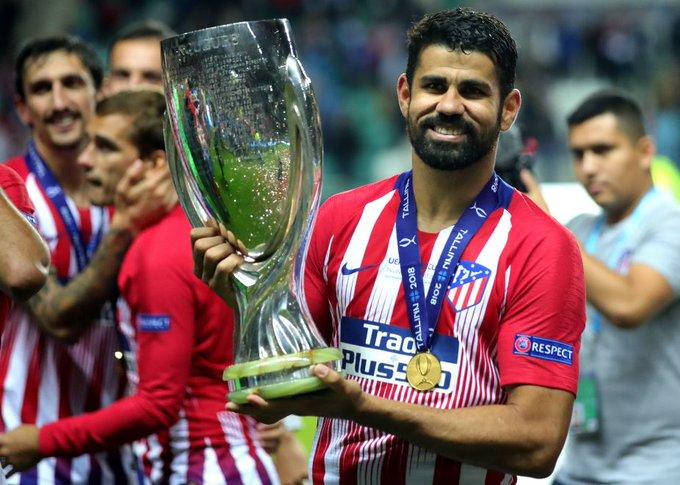 Diego Costa causa la condena del Real Madrid y se mete en la historia del Atlético de Madrid 😎 👉🏼👉🏼👉🏼 Foto