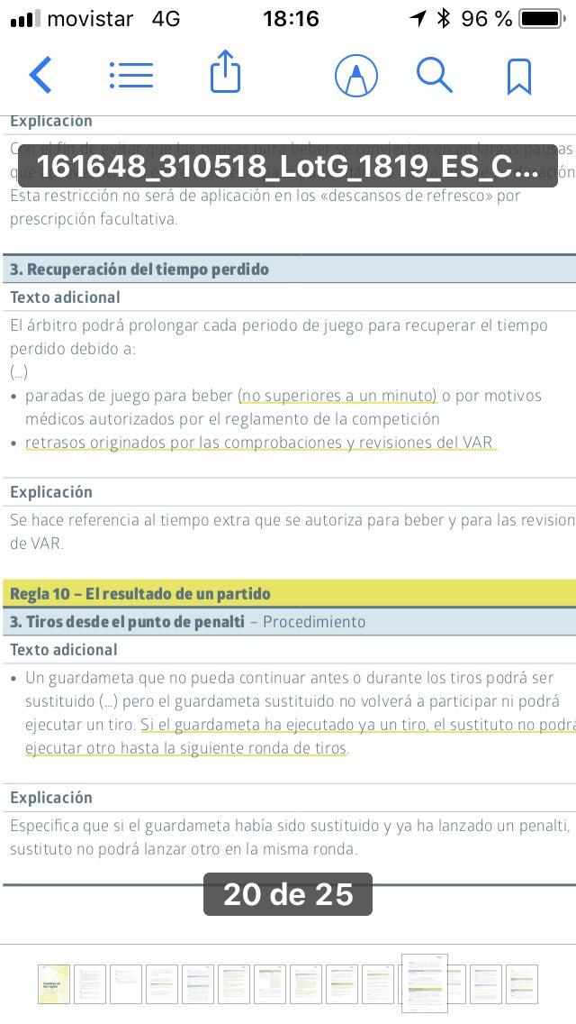 Eduardo Iturralde On Twitter Algo No Me Cuadra Leyendo Las Reglas