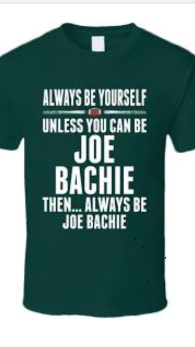 Looking to get some Michigan State gear this season.  Not sure if my 53 year old frame can pull this one off though.  @JoeBach35<br>http://pic.twitter.com/R76ebyrbX6