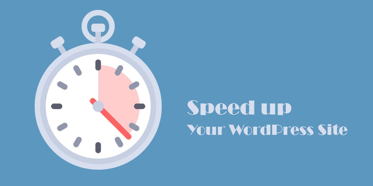 """UpdraftPlus on Twitter: """"Want to speed up your WordPress sit"""