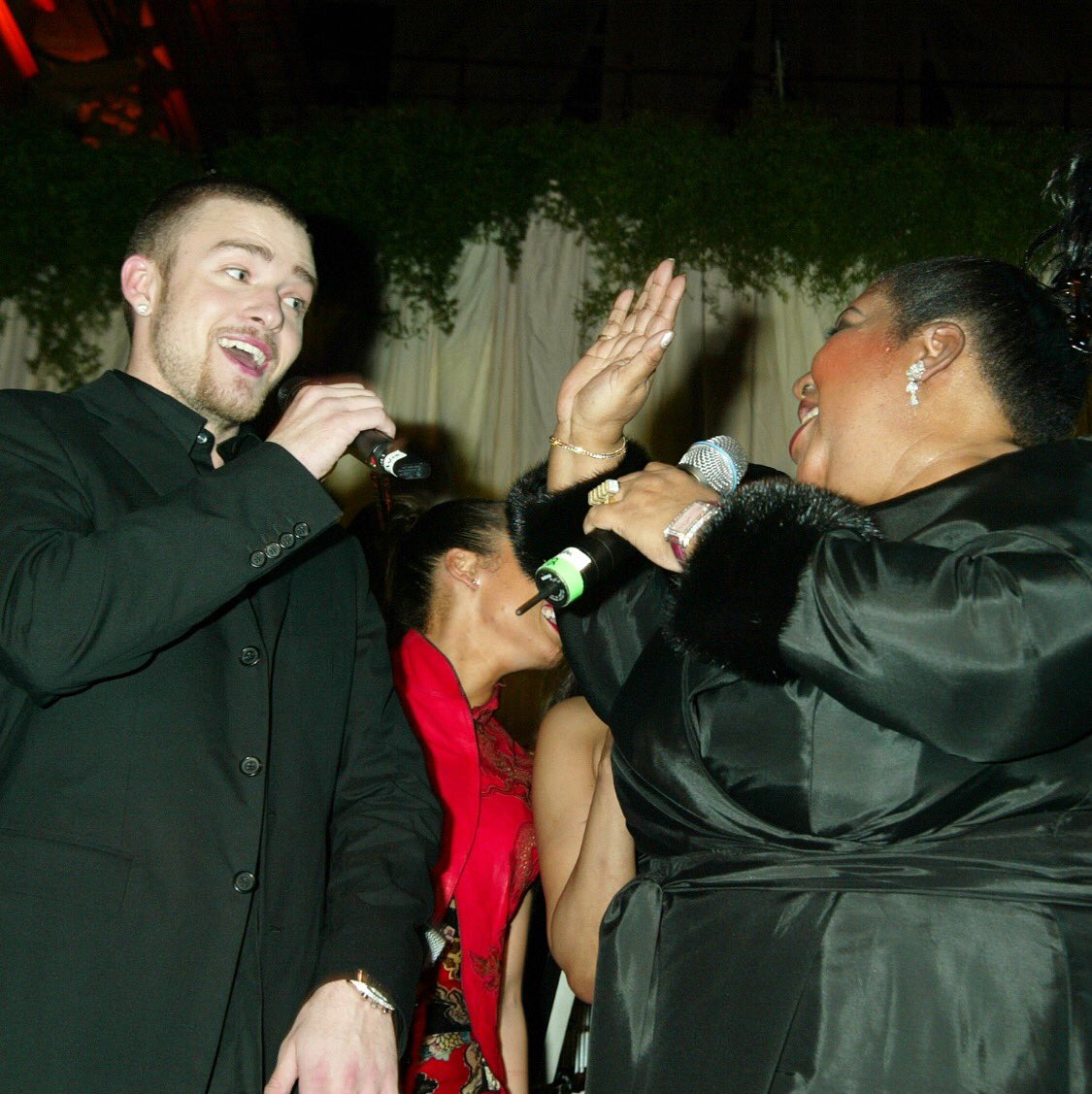 Justin Timberlake's photo on #queenofsoul