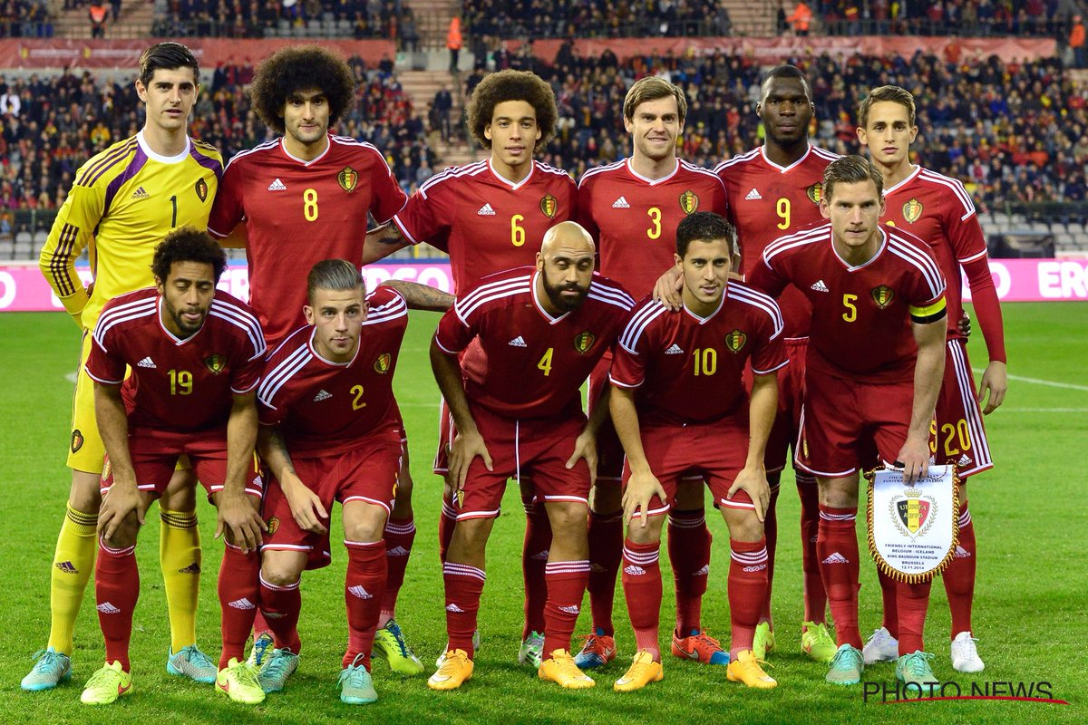 #ThrowbackThursday to our game against Iceland in 2014  See you in September @footballiceland !   #REDTOGETHER   #ICEBEL<br>http://pic.twitter.com/M2612xteS0