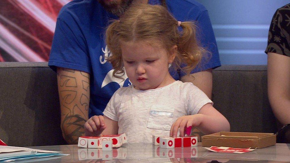 A menina de 3 anos que entrou para clube internacional de superdotados https://t.co/VchwGUj2rJ #G1