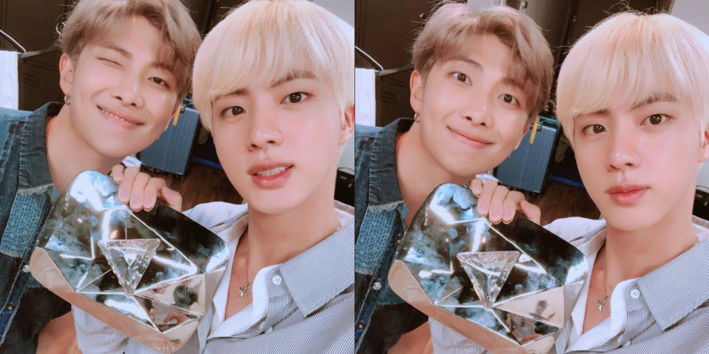 #BTS receive the 'Diamond Play Button' from YouTube for surpassing 10 million subscribers https://t.co/CUFlIuMyxj