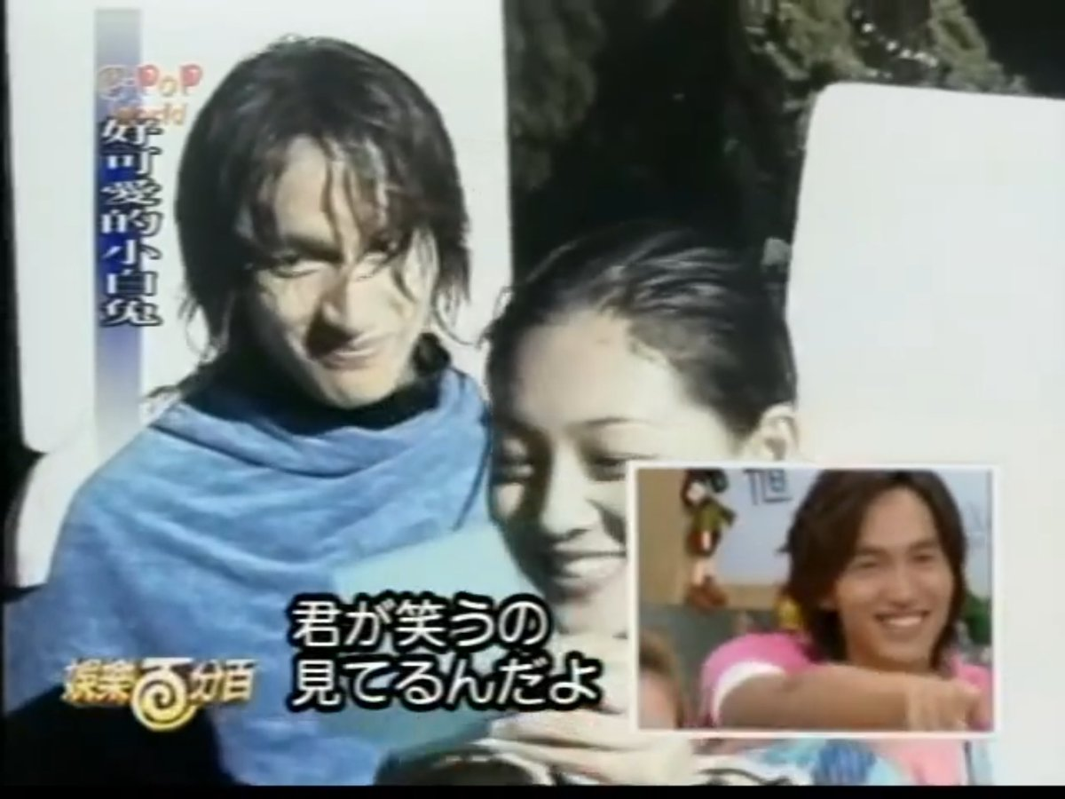 """#JerryYan making silly faces on #BarbieHsu's mirror when she was retouching her makeup   She also said, """"The winner is Bao Long !"""" I don't know what they were playing though lol Bao Long's one of Jerry's many nicknames by the way <br>http://pic.twitter.com/WdXFc41x83"""