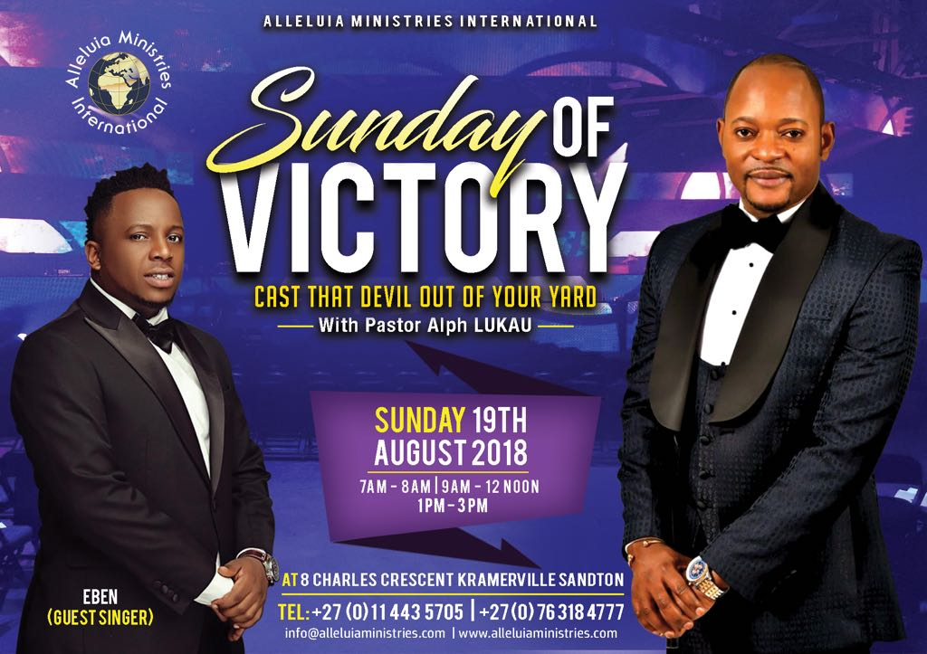 This Sunday we claim our VICTORY over every oppression of the enemy. COME with your families/friends/colleagues. The Egyptians you see today you shall see them NO MORE!  EBEN will be LIVE in AMI. Ayeeeeeee God has given the VICTORY Somebody declare VICTORY!  #SHAREtheFLYER<br>http://pic.twitter.com/PxAM8P3yxe