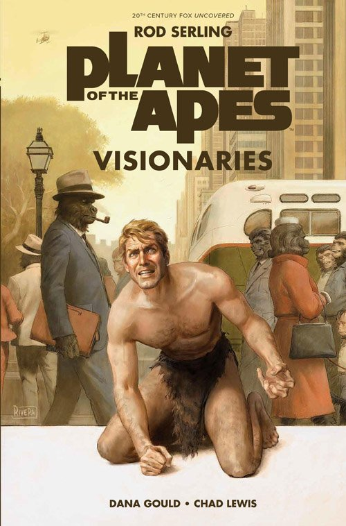 #PREVIEWSworld sits with @DafnaDOOM to discuss @boomstudios Planet of the Apes: Visionaries! In this interview, Dafna explains how this upcoming graphic novel project came to be, the daunting task of adapting a script by one of the greats, and more! ow.ly/ORLk30lqSEQ