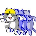 ミーム汚染が拡大中「 現場猫 」の元ネタ「電話猫」作者・くまみね氏が認知されてほしい人々