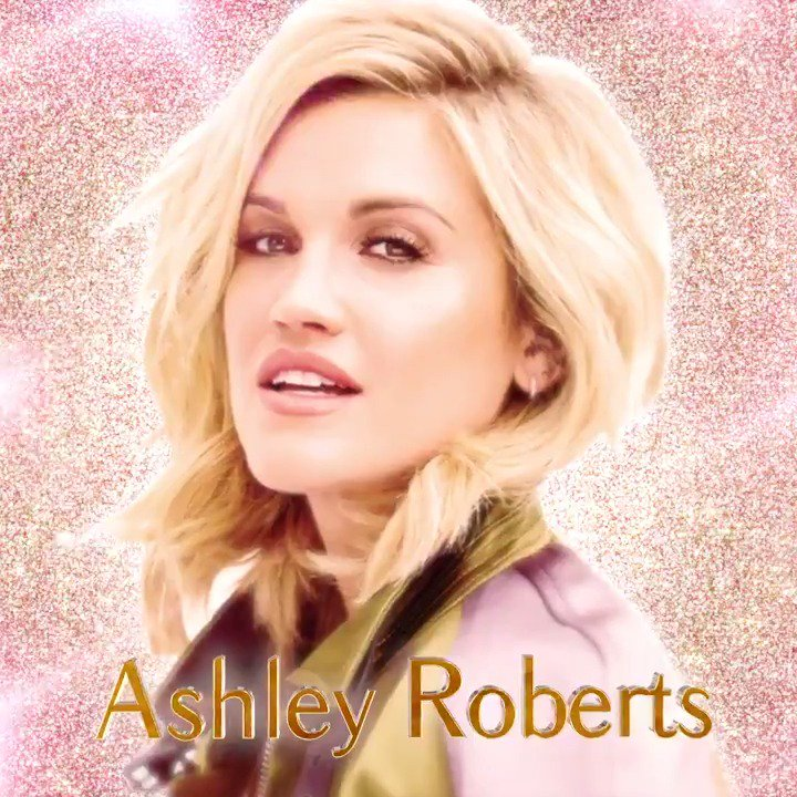ashley roberts joining strictly - 550×400