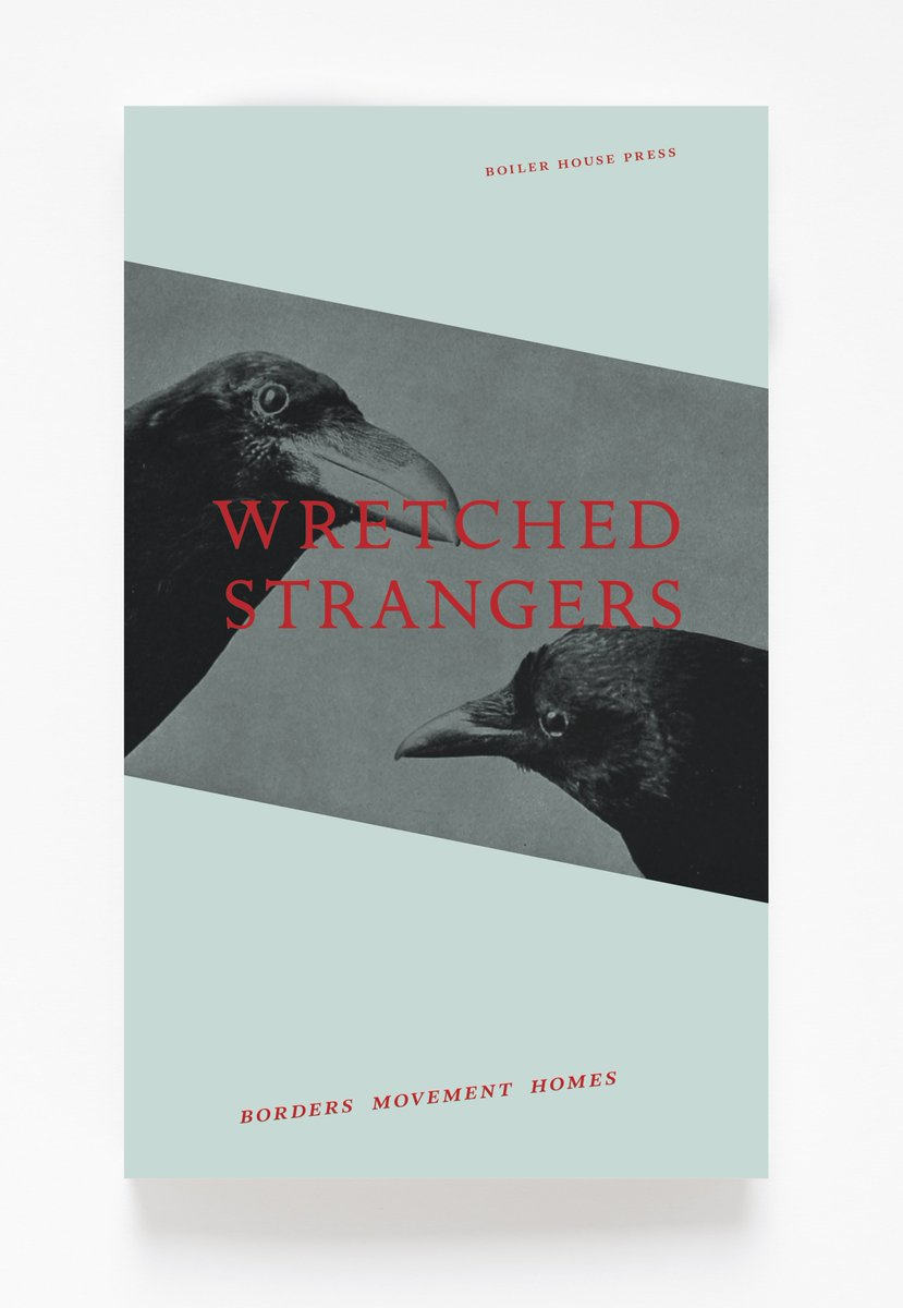 Announcing publication of _Wretched Strangers_ - eds. Agnes Lehoczky &amp; @jtwelsch; celebrating the work of non-UK-born writers in solidarity through struggles ongoing and to come. Available now:  https:// bit.ly/2tv6dZz  &nbsp;    and also in special edition:  https:// bit.ly/2vKSJuE  &nbsp;  <br>http://pic.twitter.com/obpWbLbKvR