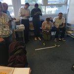 Image for the Tweet beginning: Such fun racing our @LEGOeducationUK