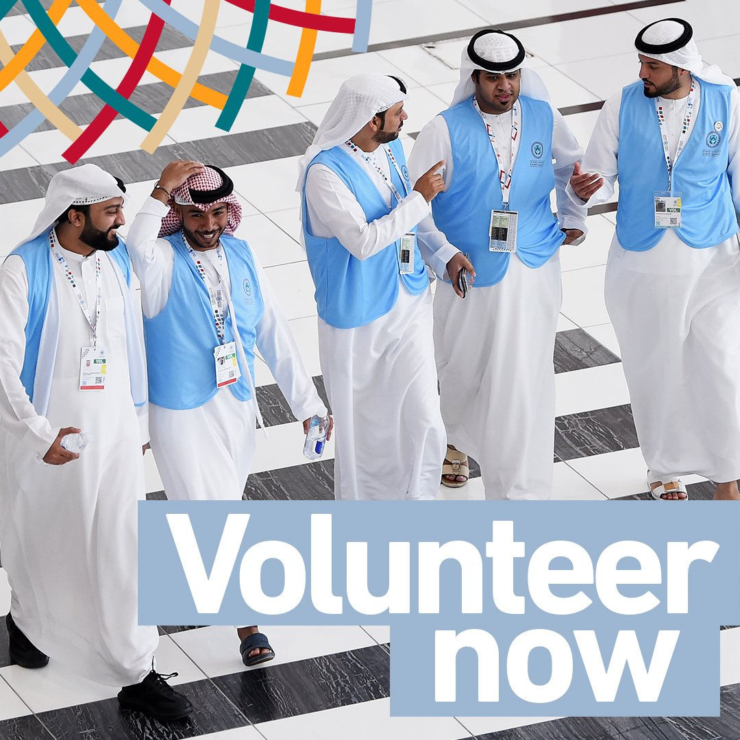 Do you see yourself being a part of the largest sports and humanitarian event in the world? Volunteer now for the Special Olympics World Games Abu Dhabi 2019:  http:// loom.ly/Tgqp45k  &nbsp;   #BeUnified #MeetTheDetermined #UnifiedWorldwide #ChooseToInclude #AbuDhabi2019 #Inclusion #Sports<br>http://pic.twitter.com/t4lRXOfohb