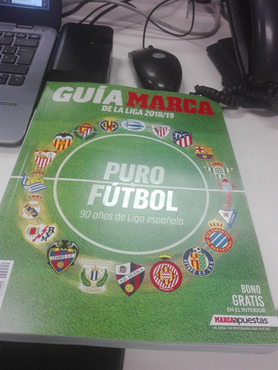 Ya tengo mi Guía MARCA. Imprescindible #LaBibliadelFútbol