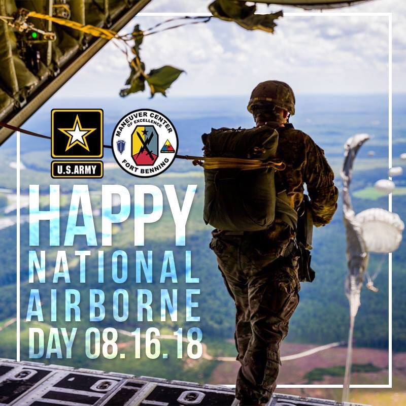 US Army Fort Benning's photo on #thursdaythoughts